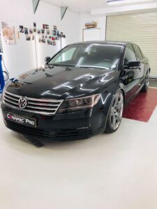 VW Phaenton