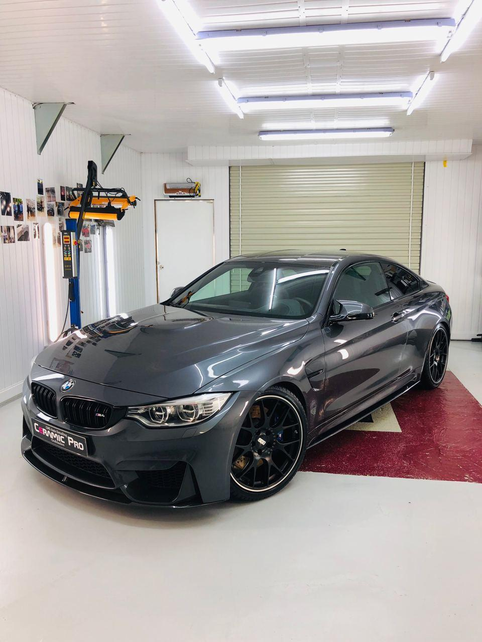 BMW M4 450PS