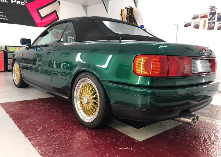 Audi Typ 89 Cabrio